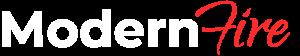 Modern Fire Logo Transparent
